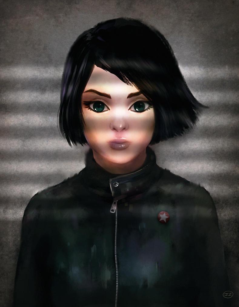 Yokina Yoko by jeromezoller