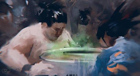 Sumo Tea Party