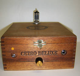 Cigar Box Hybrid by TheOldRadioShop