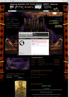 Moah Myspace by JamesRuthless