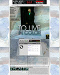 To Live in Color MySpace