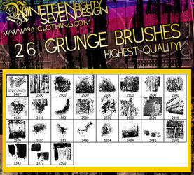 HIGH QUALITY GRUNGE 2. A MUST+