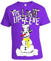 The Light Up Scene Xmas shirt by JamesRuthless