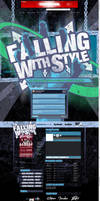 Falling With Style MySpace by JamesRuthless