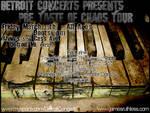 Detroit Concerts prechaos tour