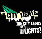 the city lights.