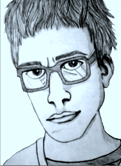 """Graham Coxon"" by Rosie-Barrett"
