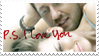 PS I Love You Stamp 1 by o-AkiLove-o