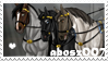 abosz007 Stamp by o-AkiLove-o