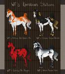 WF's Koirabian Stallions