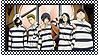 Prison School Stamp by o-AkiLove-o