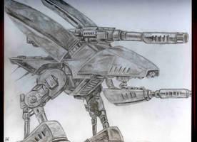 DE:IW Robot by Crunchomon