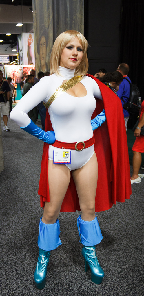 power girl 4 by My2Wings
