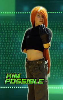 Kim Possible cosplay