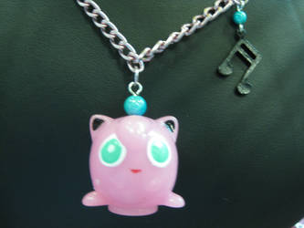 Jigglypuff Necklace