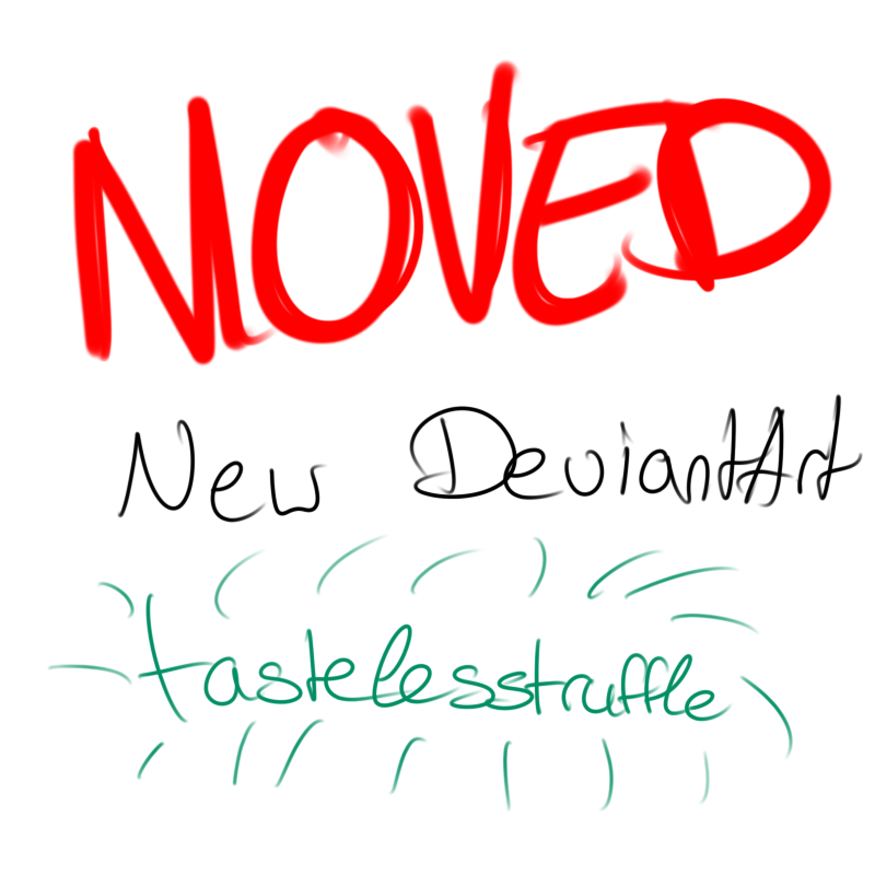 MOVED - New account by xpockygirl