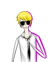 :LOOK IRONIC DAVE STRIDER: by Neekle