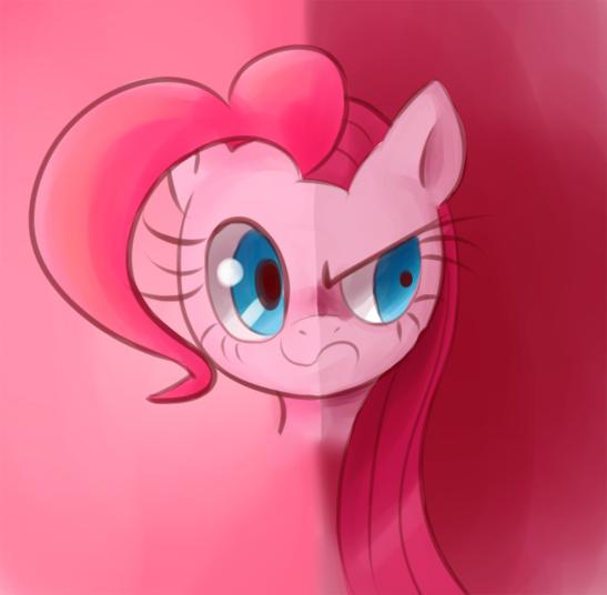 pinkamena by CCheeseRat