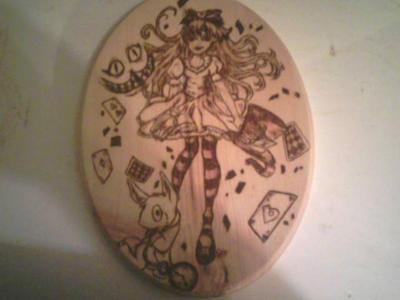 Alice in Wonderland by Vampcat18