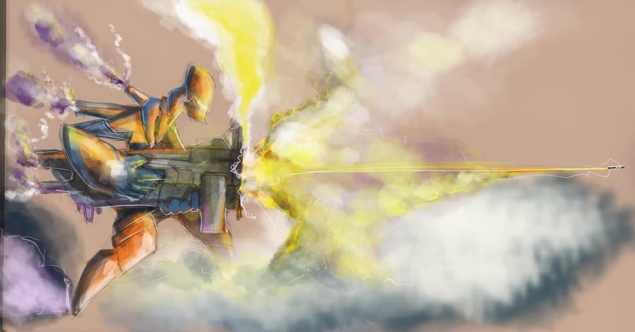 robotic smog by Kule