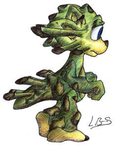 Dino Norn by Kule