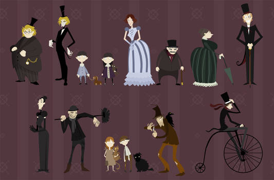 Victorian Lineup