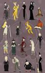 Discworld Cutouts