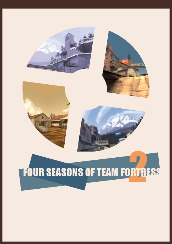 TF2: TF2 themed Calendar - cover by PixelLeaf