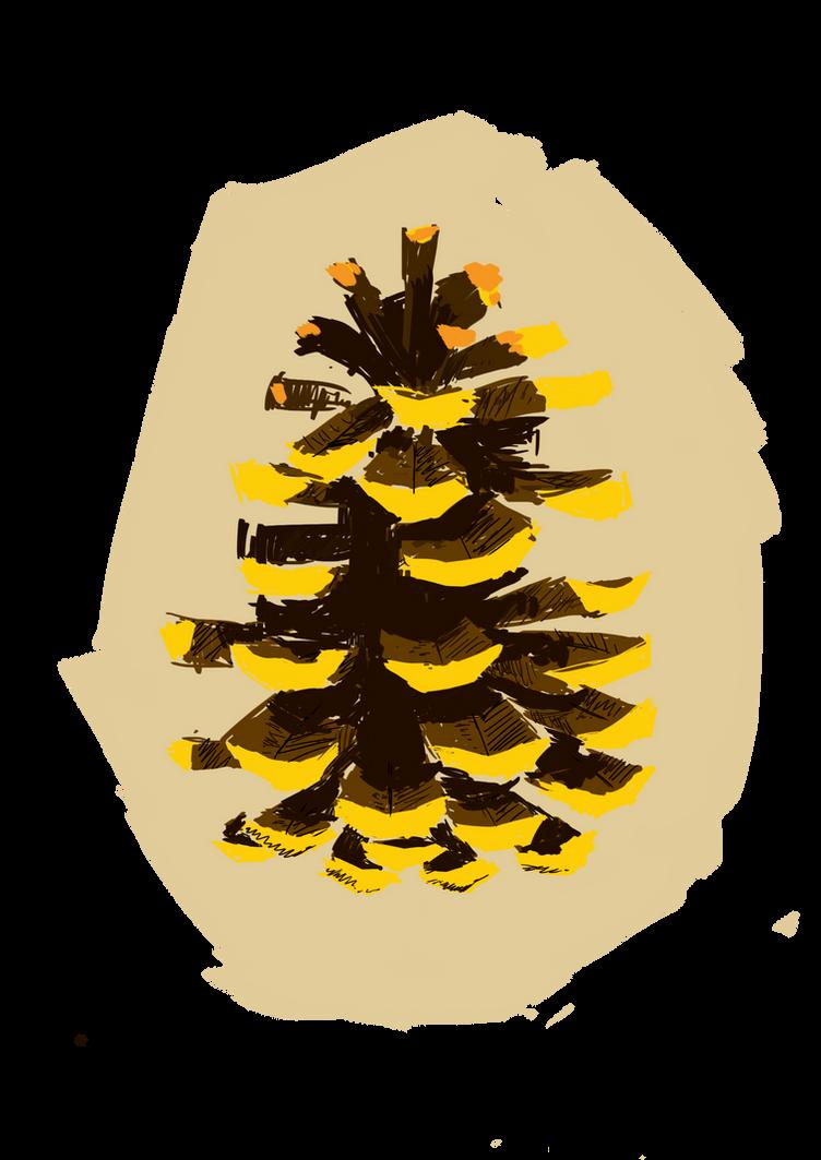 Pinecone by PixelLeaf
