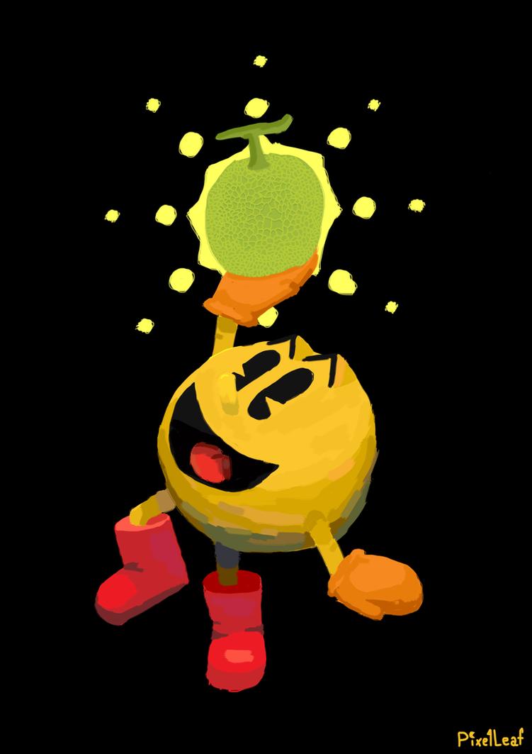 Pac Man! by PixelLeaf