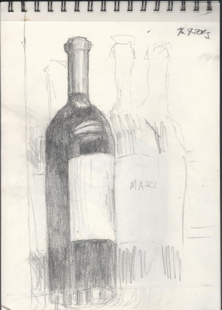 wine by PixelLeaf
