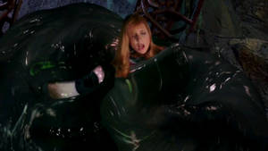 Daphne and the tar monster 6