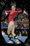 McKayla Maroney in a sticky situation