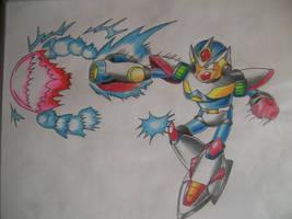 X Shooting [Mega Man X2 - SNES]