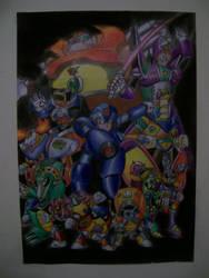 Mega Man X2 [Mega Man X2 - SNES]