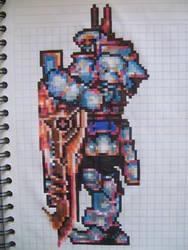 Shadow Guard [Castlevania Aria of Sorrow - GBA]