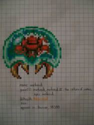 Metroid [Super Metroid - SNES]