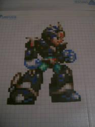 Ultimate Armor X [Mega Man X6 - PSX]