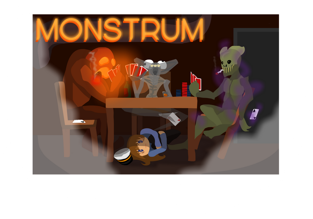 Monstrum Game StayCalmCursory by StayCalmCursory on DeviantArt