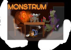 Monstrum Game StayCalmCursory by StayCalmCursory