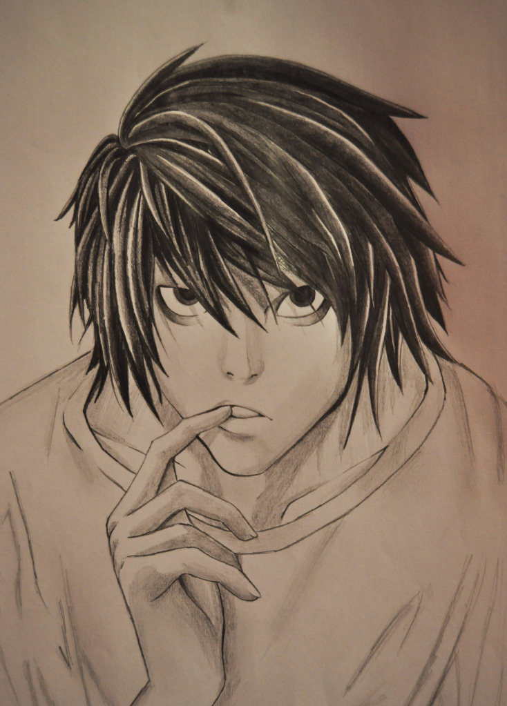 L Lawliet by Namiiru