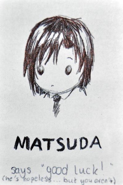 Good Luck! by Namiiru