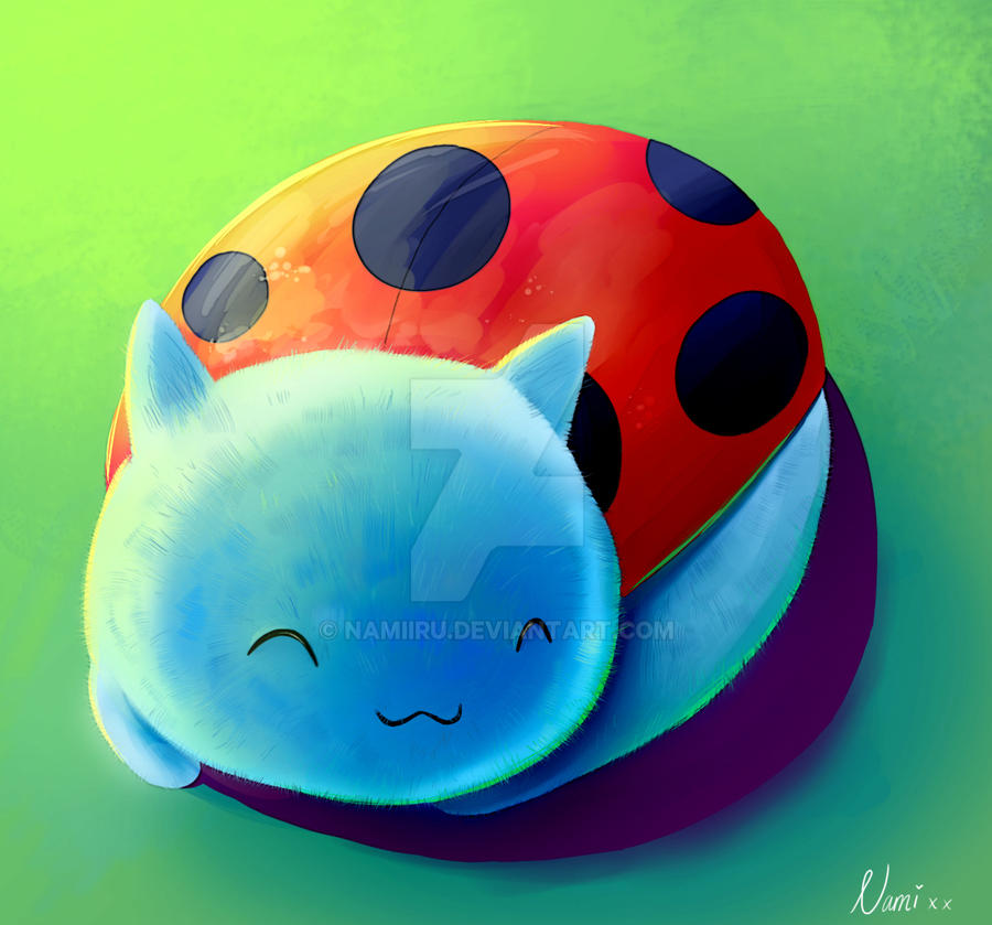 Catbug! by Namiiru