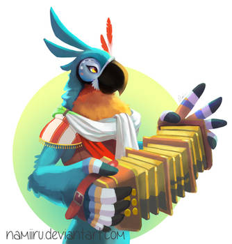 Kass Speedpaint by Namiiru