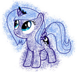 Filly Luna by Meshka18