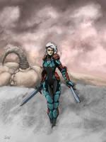 Giant Slayer by AdaptableSimon