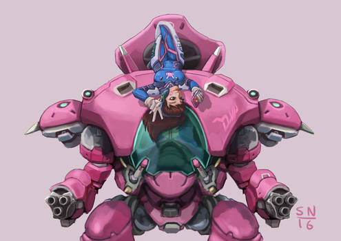 D.Va Online! (Updated)