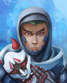 Oni Genji: Unmasked