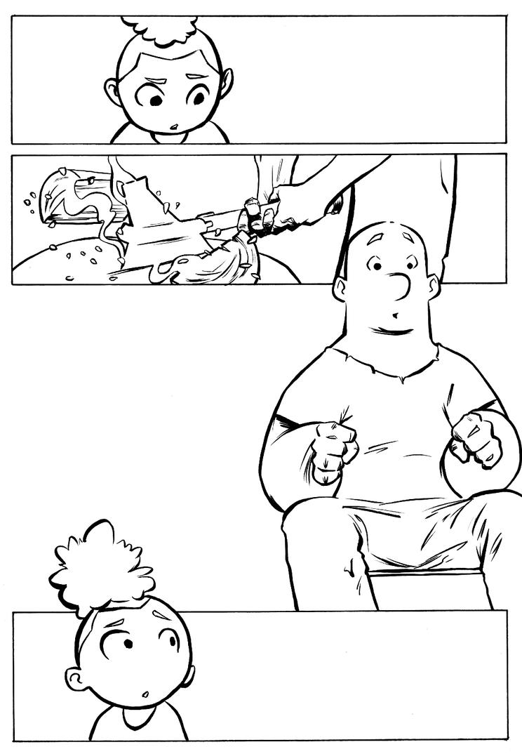 Dandara Inks 2 by ilustrajean