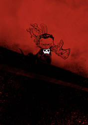 Punisher by ilustrajean